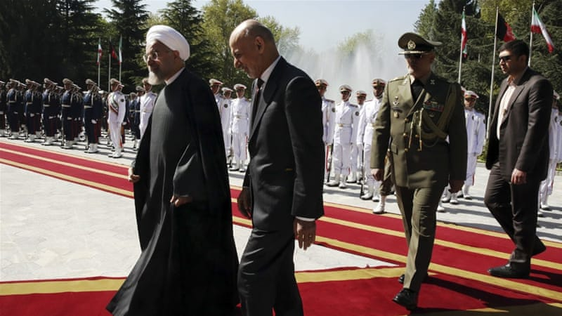 Both Afghanistan and Iran have suffered from colonial powers and unfriendly relations in their neighbourhood, writes Moradian [AP]