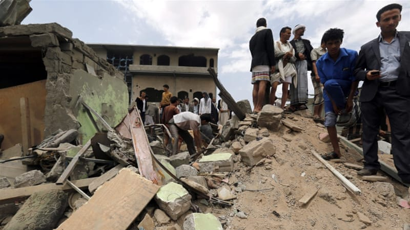 The UN has declared Yemen a level-three humanitarian emergency, the highest on its scale [AP]