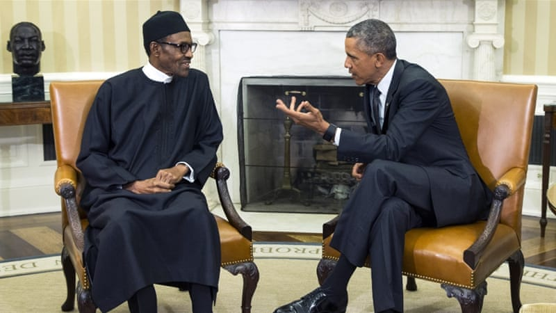 The US remains one of Nigeria's long-standing partners against terrorism, writes Soyombo [AP]