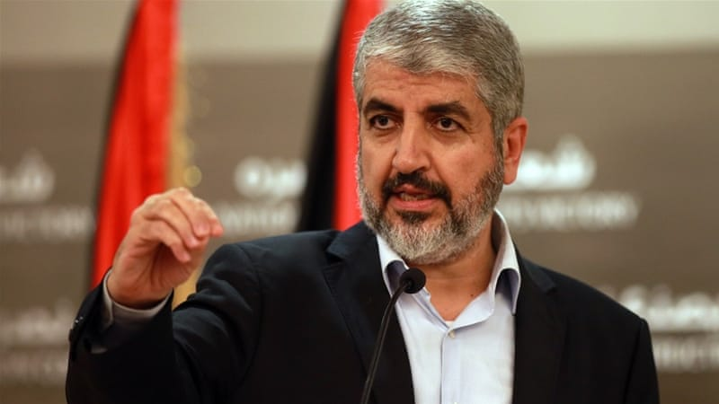 Saudi Arabia has been searching for new allies in Muslim Brotherhood-affiliated leaders like Hamas' Khaled Meshaal [AP]