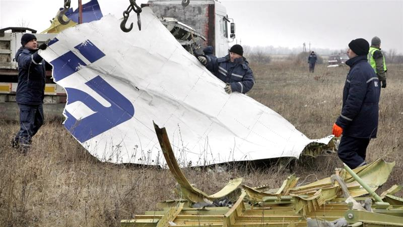 Ukraine wants Russia held to account over MH17 downing