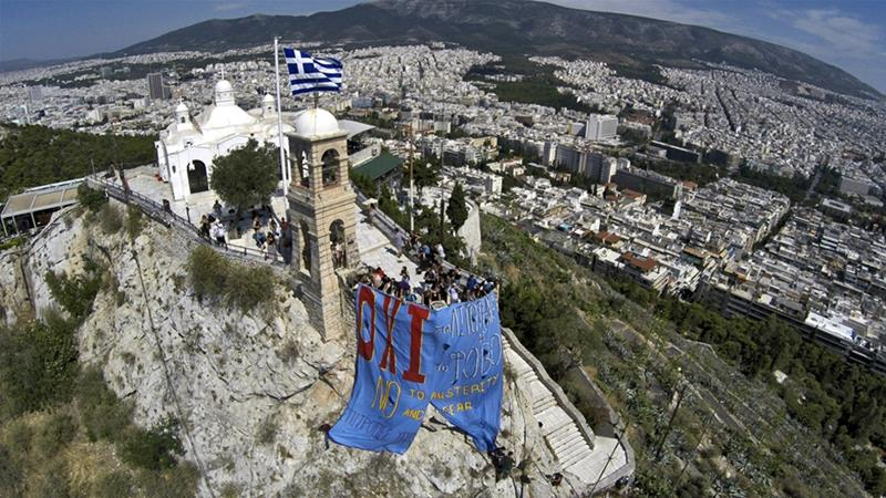 Agora: The Greek financial crisis