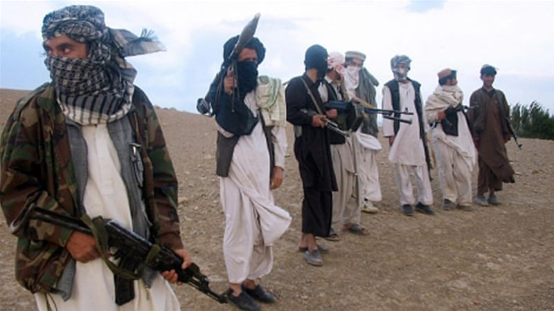 The materials include poetry, maps, press releases, and edicts published by the Afghan armed group [Al Jazeera]