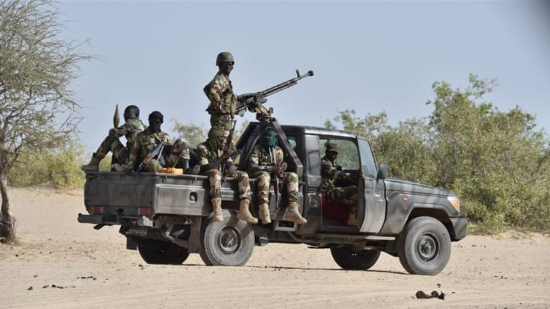 Nigerian forces have recaptured swaths of territory lost to Boko Haram [Issouf Sanogo/EPA]