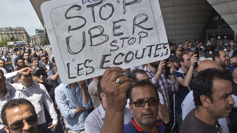 Uber and the sharing economy