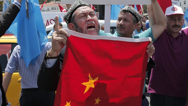 Uighurs in the firing line in China?
