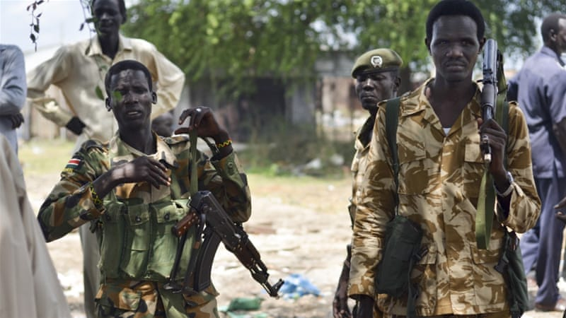 South Sudan, the world's youngest nation, has been embroiled in conflict since December 2013 [AP]