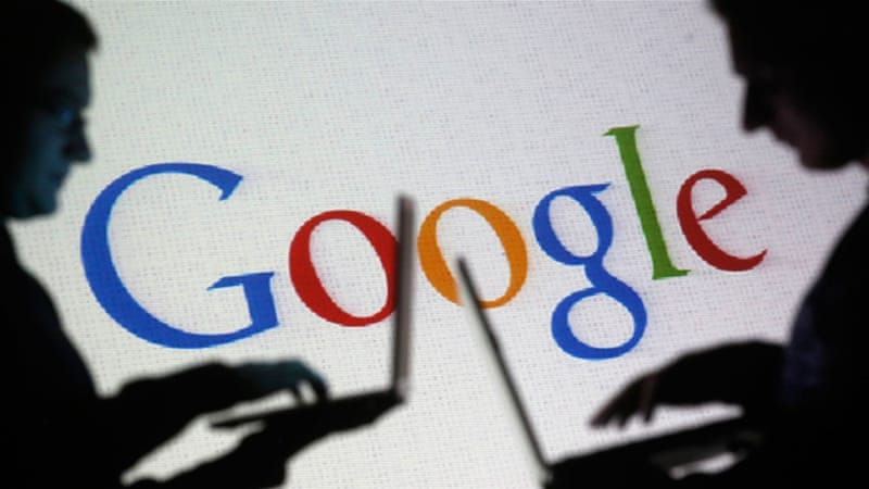 Google reported more than $14bn in profit on $66bn in sales last year, most of it from internet advertising [Reuters]