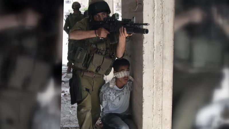 Gaza: Human Shields