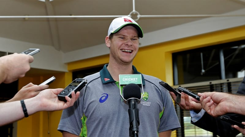 Smith named as Australia's new cricket captain