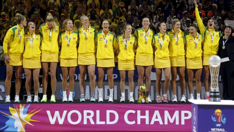 Australia have won 11 of the 14 World Cups [Reuters]