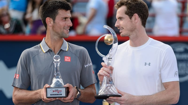 Murray ended a 25-month losing streak to Djokovic [Getty Images]
