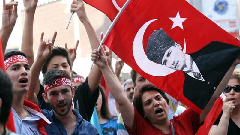 Ataturk S Secularist Legacy Al Jazeera English