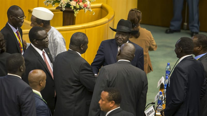Whats In The Deal Agreeing To Peace In South Sudan Africa Al