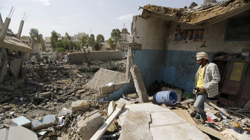 After five months of bombing, Yemen has fallen into the grips of a massive humanitarian crisis [Reuters]