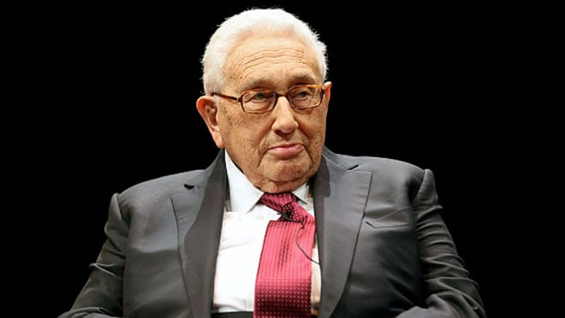 A key aspect of Kissinger's own dominant role in contemporary history is his philosophy of history itself, writes Fernandez [Getty]