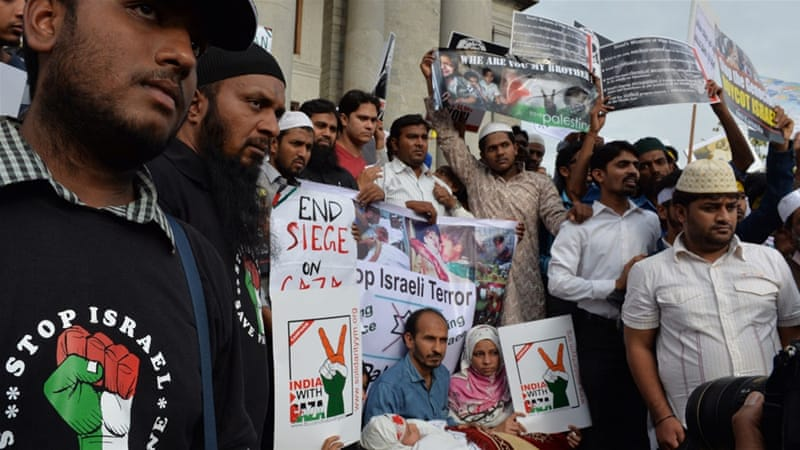 Are past ties between India and Palestine being eroded? | Palestine