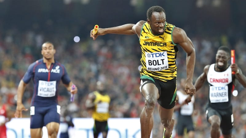Jamaica has won their sixth straight major global championships, including the last two Olympics [EPA]