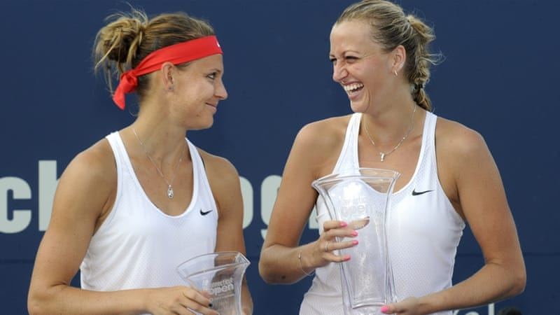 Kvitova won the New Haven titles in 2012 and 2014 as well [AP]