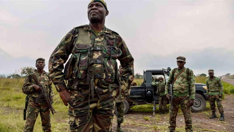 Sprawling DRC has been the scene of some of Africa's bloodiest wars [FILE - AFP]