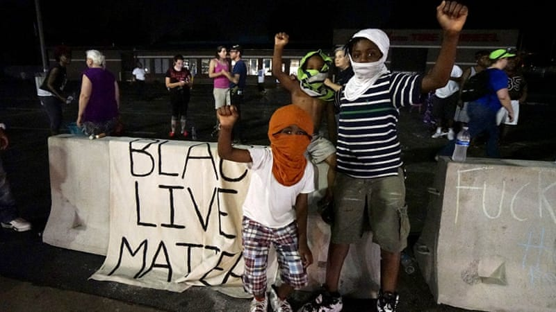 The Black Lives Matter movement spawned on Ferguson's streets penetrated into a diverse set of communities, writes Beydoun [Reuters]