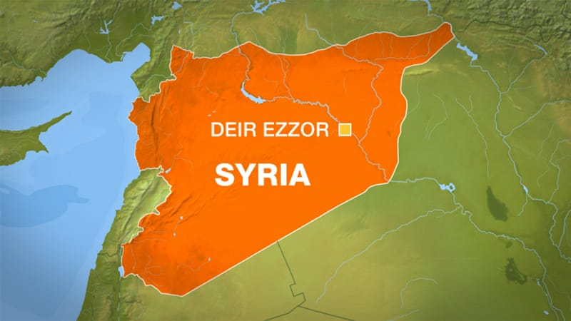 Hezbollah, Islamic State to exchange prisoners near Deir ez-Zor border