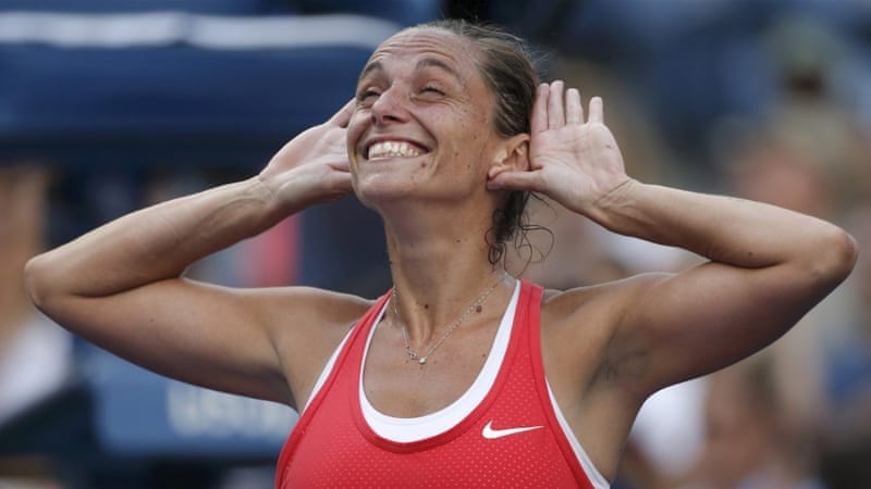 Vinci is unseeded at this year's US Open [Reuters]