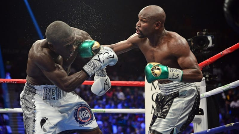 Mayweather's career produced world titles in five weight divisions and earnings in excess of $800m [Joe Camporeale-USA TODAY Sports]