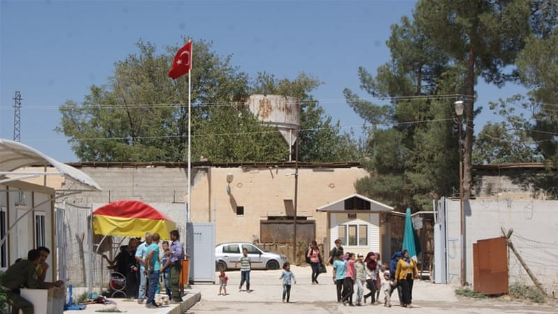 Kobane rebuilding efforts strained by major challenges