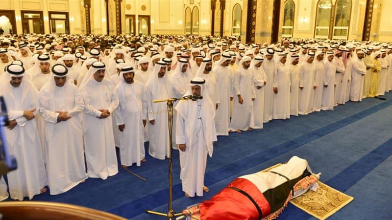d232b38e5dab44428d0e1969405587fa 18 - Dubai  Ruler's  Son  sheikh  RAshid Dies at  33