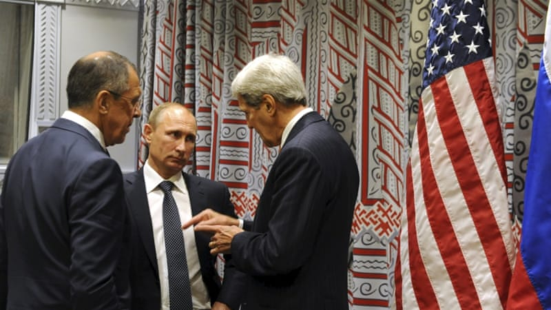 Finding a solution to Syrian conflict means thinking beyond both Russian and American plans for Syria [Reuters]