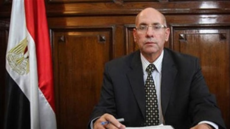 Salah el-Din Helal, 59, rose through the ranks at the agriculture ministry to become minister in March [Al Jazeera/Daily News Egypt]