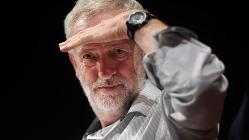 Far from persuading Corbyn's supporters to peel away, the media's mocking of him may have rallied more around him, writes Shabi [EPA]