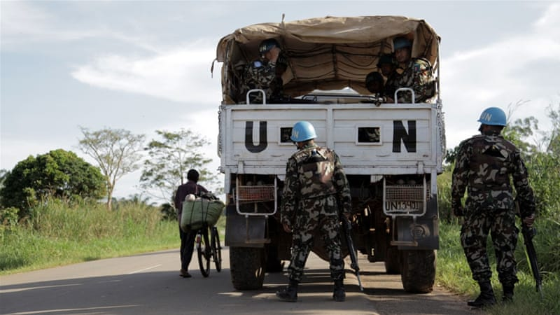 UN peacekeepers in the DRC no longer trusted to protect