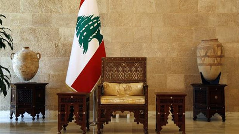 Lebanon has been without a president for 20 months now [Patrick Baz/AFP]