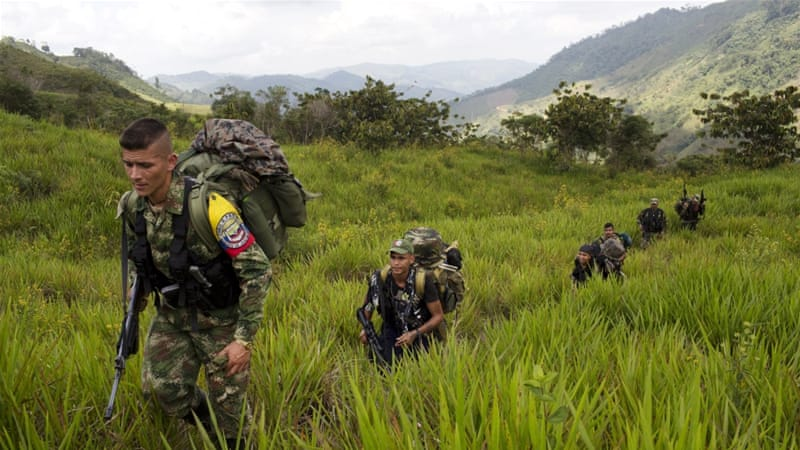 FARC has negotiated with the government on three previous occasions and every time it has ended in failure [Rodrigo Abd/AP]