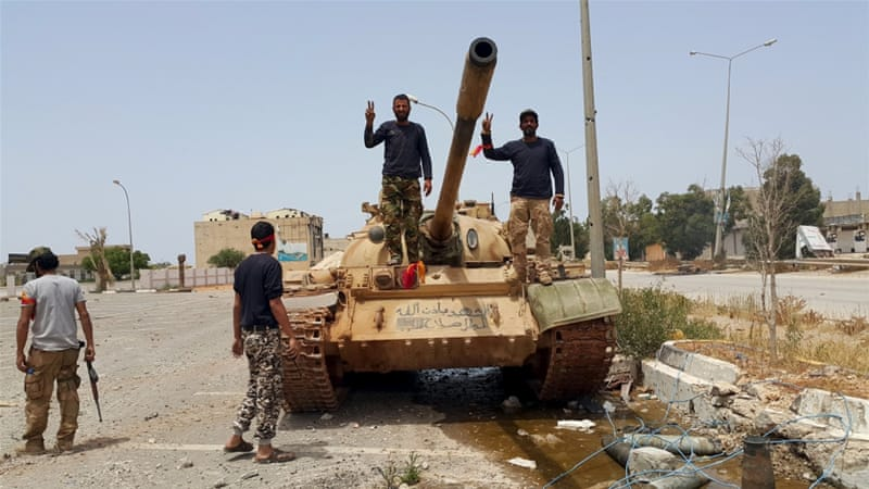 Analysis: Will the West intervene in Libya?