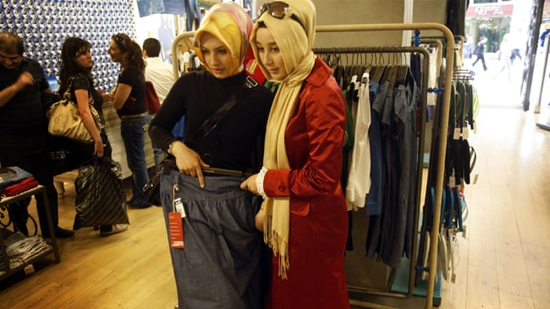 Inside The Booming Muslim Fashion Industry Islam Al
