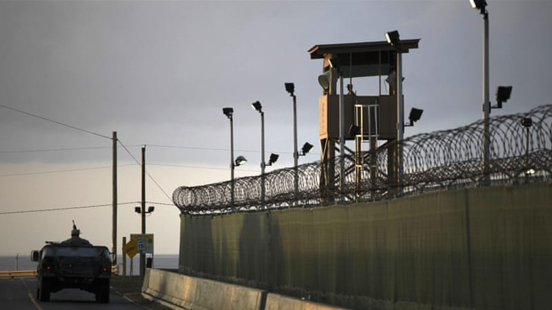 Of 779 detainees brought to the US prison in 2002, most have been freed without any charge  [AP]