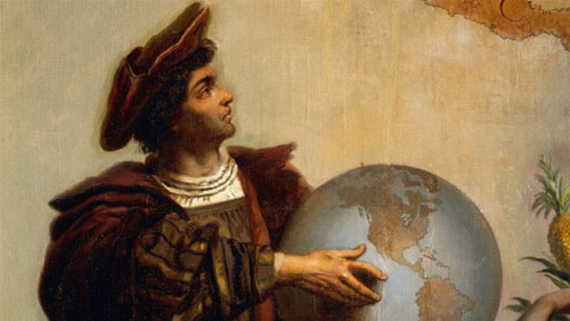 Christopher Columbus myth