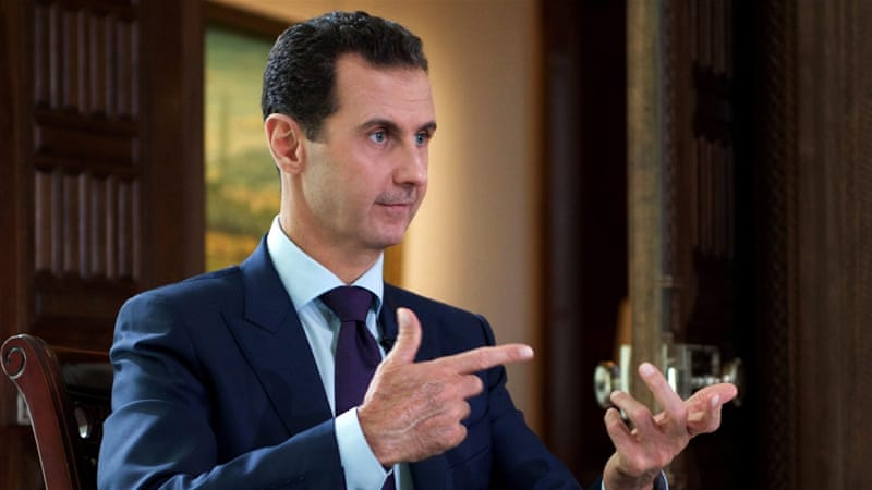 Image result for Bashar al-Assad