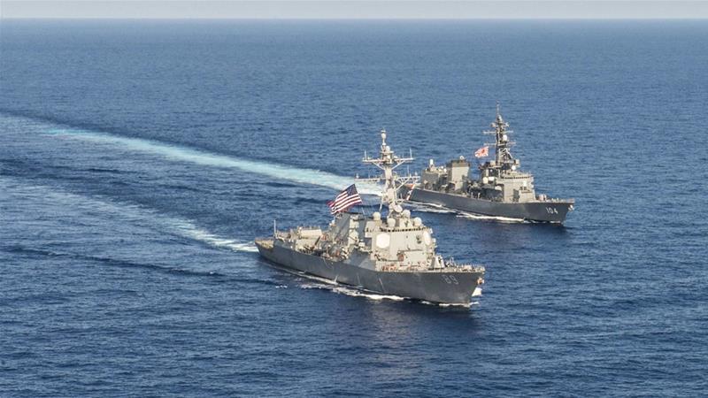 South China Sea: The world's next big war?