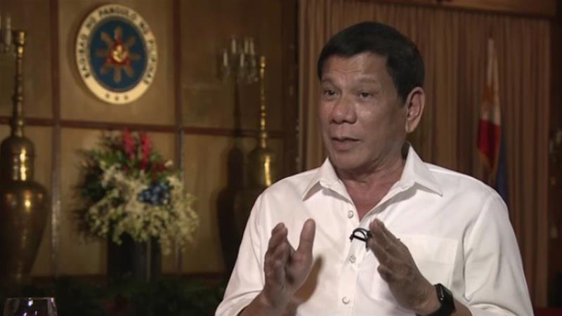 Rodrigo Duterte interview: Death, drugs and diplomacy