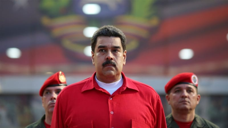 Four Venezuela regional courts voids referendum drive -ruling party