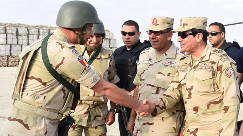 Egyptian general assassinated