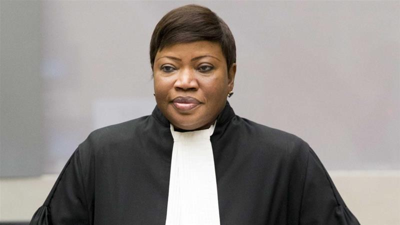 Current ICC prosecutor Bensouda is a former Gambian justice minister [Jerry Lampen/EPA]