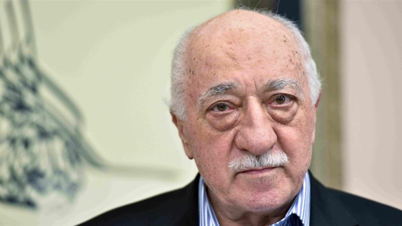 Turkey says Gulen's group was behind the assassination, a charge Gulen has denied [Reuters]