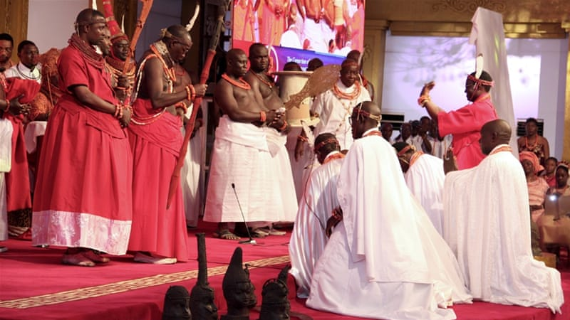 The Oba of Benin Kingdom: A history of the monarchy