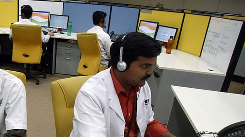 Call Centres in India Essay
