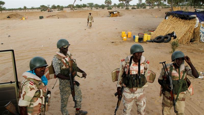 The border areas where Niger, Burkina Faso and Mali meet are especially dangerous and violence is worsening across the region [File: Luc Gnago/Reuters]